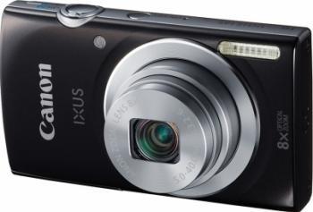 Aparat Foto Digital Canon Ixus 145 Black 16MPx WiFi