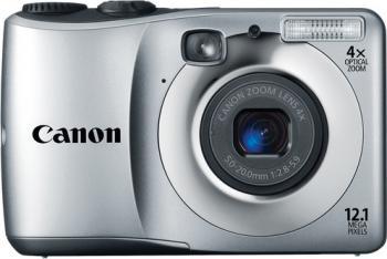 pret preturi Aparat Foto Digital Canon PowerShot A1200 Silver