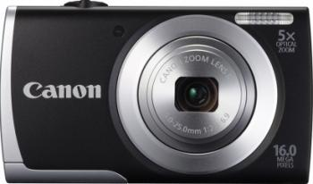 Aparat Foto Digital Canon PowerShot A2500 Black