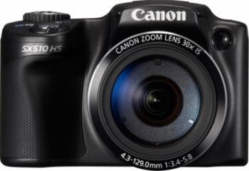 Aparat Foto Digital Canon PowerShot SX510 IS Black