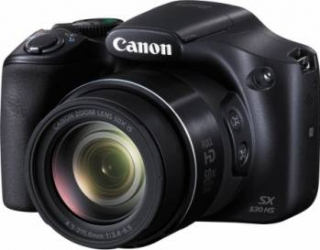 Aparat Foto Digital Canon PowerShot SX530 HS Black