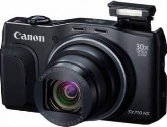 Aparat Foto Digital Canon PowerShot SX710 HS Black
