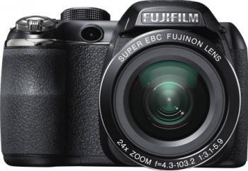 Aparat Foto Digital Fuji FinePix S4500 Black