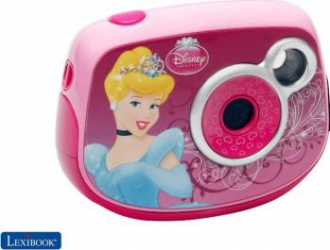 Aparat Foto Digital Lexibook Disney Princess 1.3 MP