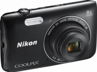 Aparat Foto Digital Nikon COOLPIX A300 Negru Aparate foto compacte