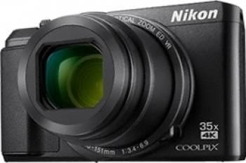 Aparat Foto Digital Nikon COOLPIX A900 Negru Aparate foto compacte