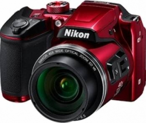 Aparat Foto Digital Nikon COOLPIX B500 Rosu Aparate foto compacte