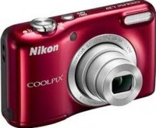 Aparat Foto Digital Nikon COOLPIX L29 Rosu