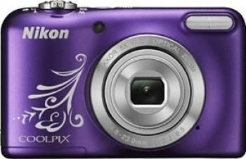 Aparat Foto Digital Nikon CoolPix L31 Purple Lineart