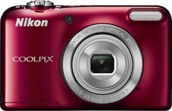 Aparat Foto Digital Nikon CoolPix L31 Red