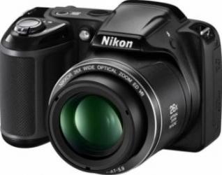 Aparat Foto Digital Nikon COOLPIX L330 Negru