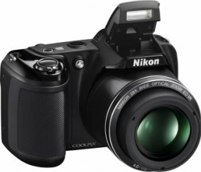 Aparat Foto Digital Nikon COOLPIX L340 Black