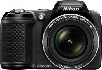 Aparat Foto Nikon CoolPix L810 Black