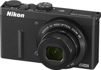 Aparat Foto Digital Nikon COOLPIX P340 Negru