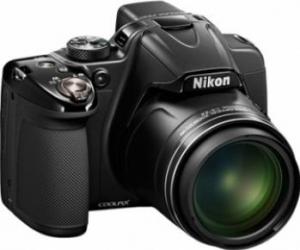 Aparat Foto Digital Nikon COOLPIX P530 Black