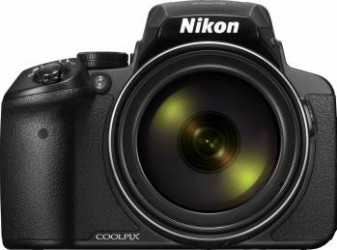 Aparat Foto Digital Nikon COOLPIX P900 Black Aparate foto compacte
