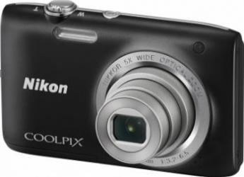Aparat Foto Digital Nikon COOLPIX S2800 Negru