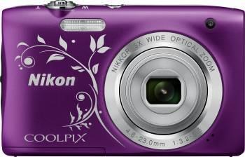 Aparat Foto Digital Nikon CoolPix S2900 Purple Lineart