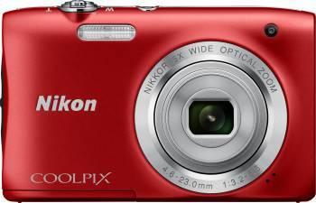 Aparat Foto Digital Nikon CoolPix S2900 Red