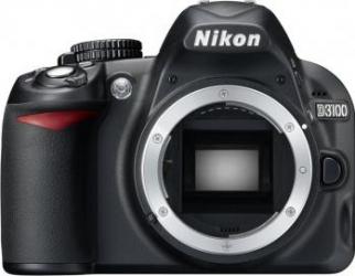 Aparat Foto DSLR Nikon D3100 Body