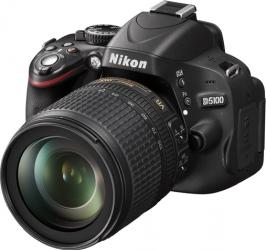 Aparat Foto DSLR Nikon D5100 Kit 18-105mm VR