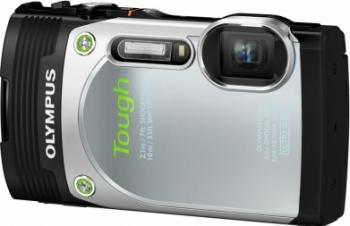 Aparat Foto Digital Olympus TG-850 Argintiu