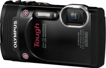 Aparat Foto Digital Olympus TG-850 Negru