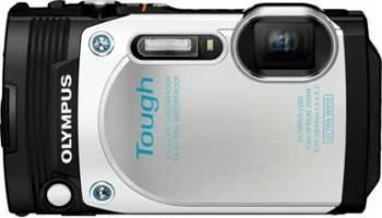 Aparat Foto Digital Olympus TG-870 Alb Resigilat