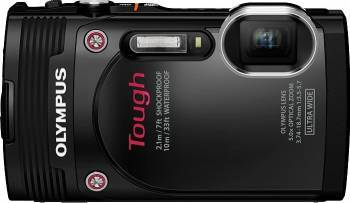 Aparat Foto Digital Olympus TG-870 Negru
