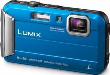 Aparat Foto Digital Panasonic DMC-FT30EP Blue Aparate foto compacte