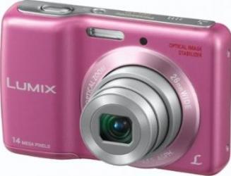 Aparat Foto Digital Panasonic DMC-LS6 Pink