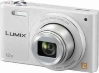 Aparat foto digital Panasonic DMC-SZ10EP-S 16 MP Wi-Fi White Aparate foto compacte