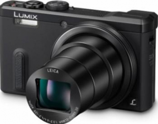 Aparat Foto Digital Panasonic Lumix DMC-TZ60EP Black