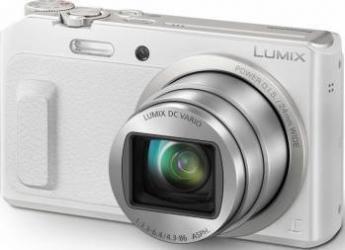 Aparat Foto Digital Panasonic Lumix TZ57EP White