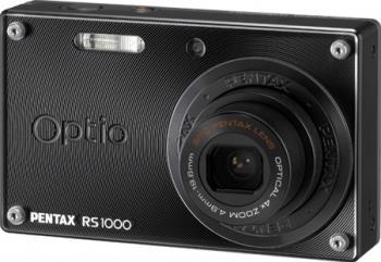 Aparat Foto Digital Pentax Optio RS1000 Black