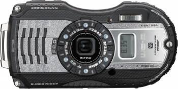 Aparat Foto Digital Pentax WG-5 GPS Gun Metallic