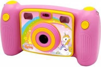 Aparat Foto Digital pentru Fetite Easypix Kiddypix Galaxy Roz Aparate foto compacte
