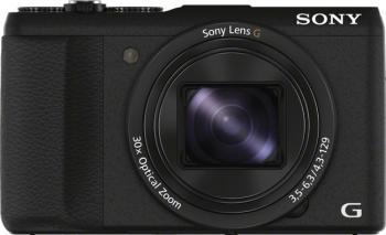 Aparat Foto Digital Sony Cyber-shot DSC-HX60V cu GPS Negru Aparate foto compacte