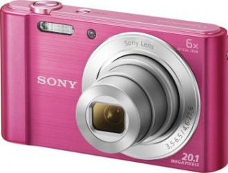 Aparat Foto Digital Sony CyberShot DSC-W810 Roz
