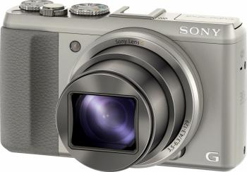 Aparat Foto Digital Sony DSC-HX50 Wi-Fi Silver