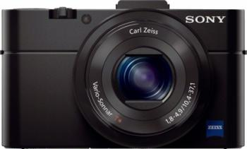 Aparat Foto Digital Sony DSC-RX 100 II Black Aparate foto compacte