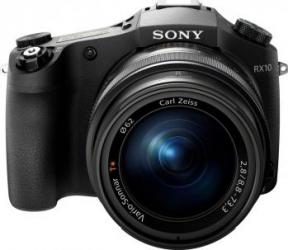 Aparat Foto Digital Sony DSC-RX10 Black Aparate foto compacte