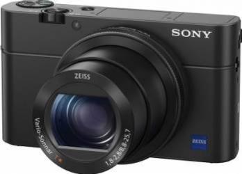 Aparat Foto Digital Sony DSC-RX100 IV Black Aparate foto compacte