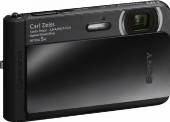 Aparat Foto Digital Sony DSC-TX30 Black subacvatic