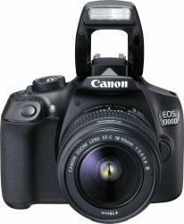 Aparat Foto DSLR Canon EOS 1300D + EF-S 18-55mm DC III Negru Aparate foto DSLR