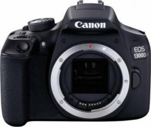 Aparat Foto DSLR Canon EOS 1300D Body Negru Aparate foto DSLR