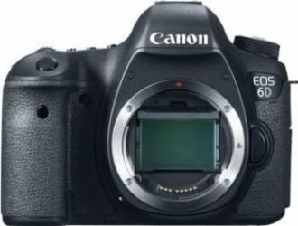 Aparat foto DSLR Canon EOS-6D Body 20.2 MP GPS-WIFI