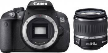 Aparat Foto DSLR Canon EOS 700D Cu Obiectiv EF-S 18-55mm DC III Aparate foto DSLR