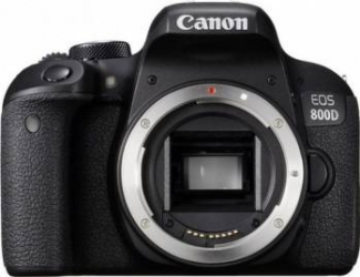 Aparat Foto DSLR Canon EOS 800D 24.2MP WiFi Body Negru Aparate foto DSLR