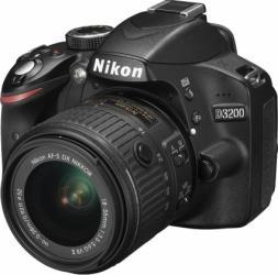 Aparat Foto DSLR Nikon D3200 Kit 18-55mm VR II Negru